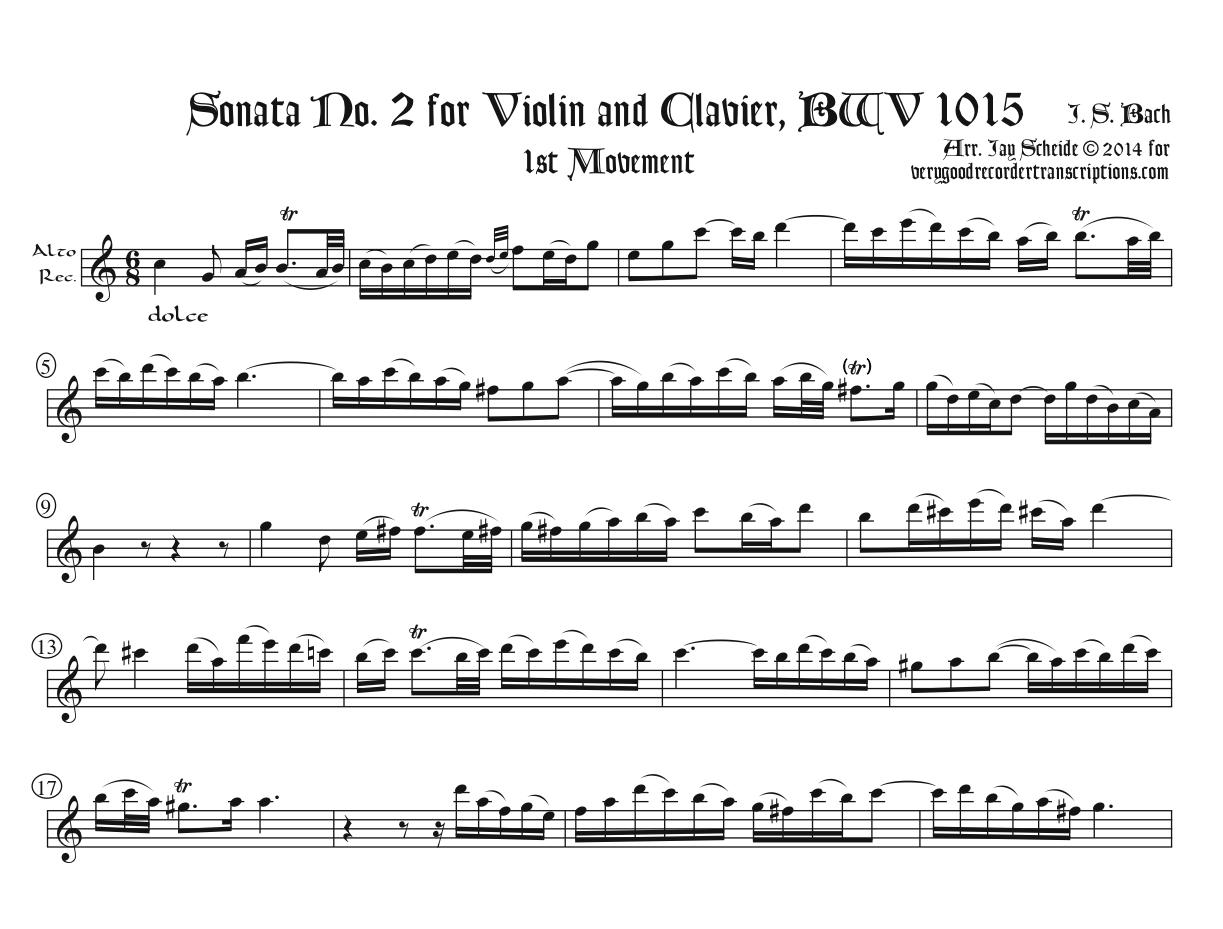 Solo recorder parts for the miscellaneous chamber music and miscellaneous vocal categories (not necessary if you get the versions with keyboard.)