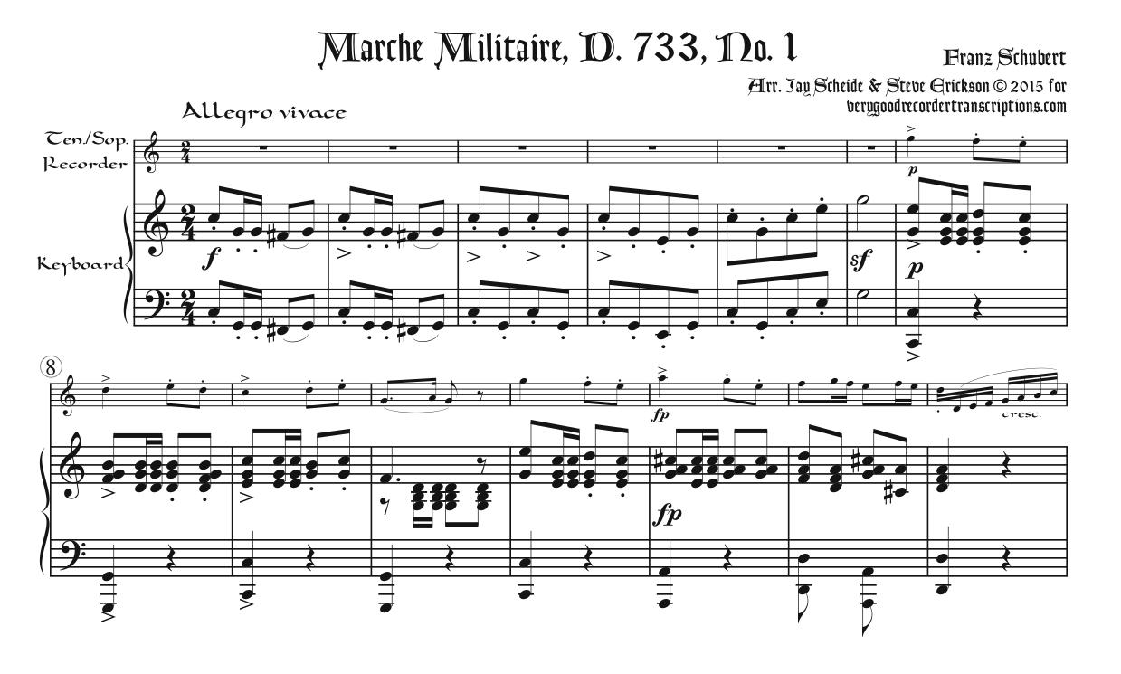Two Popular Pieces, choice of C instrument or alto versions